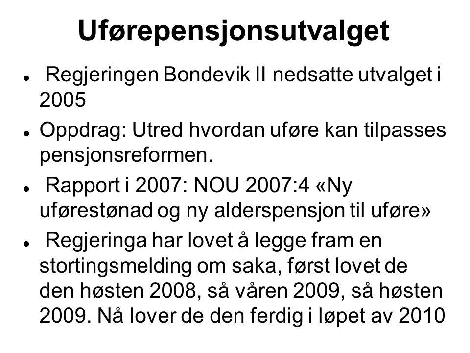 Pensjonsreform.