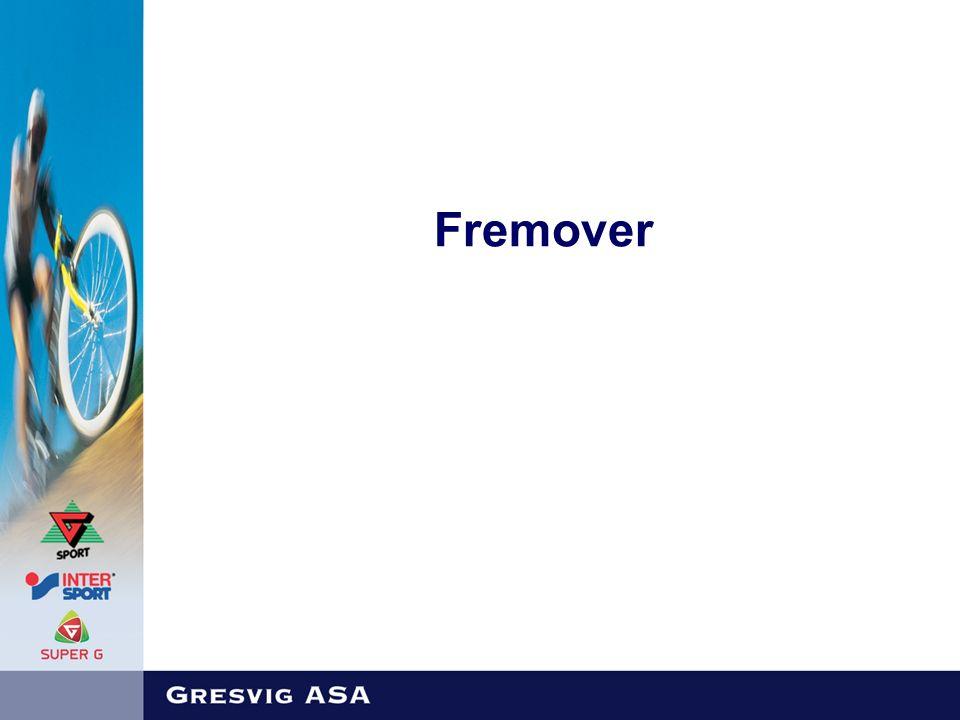 Fremover