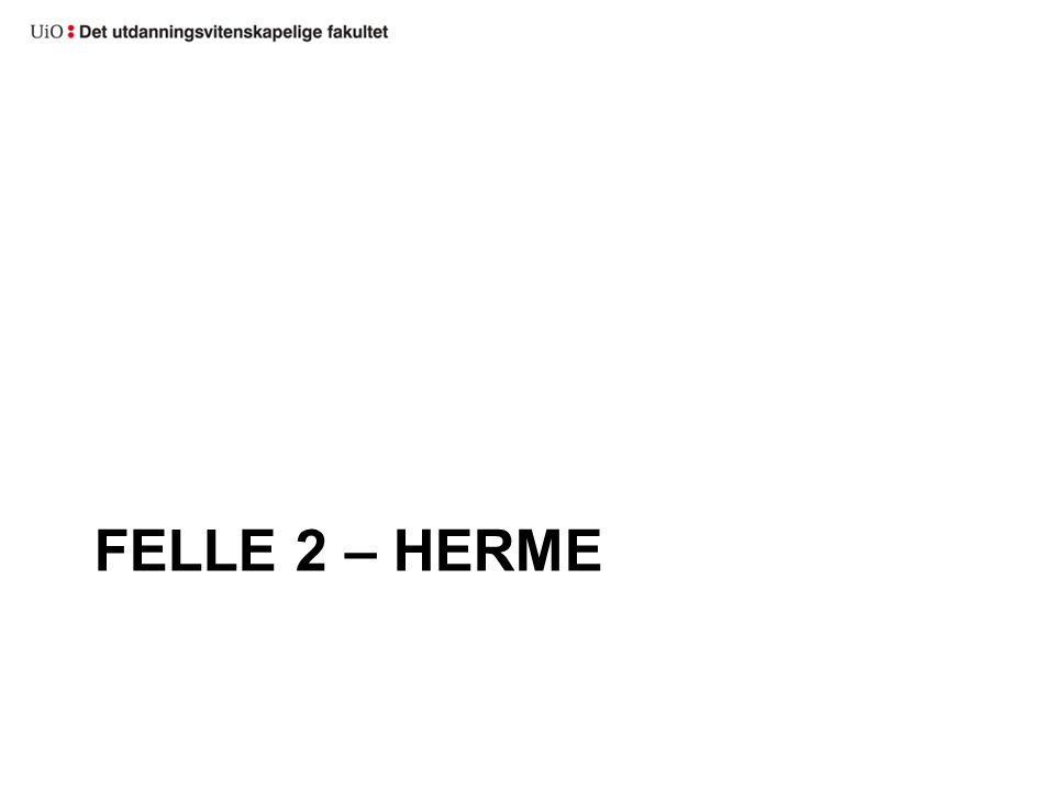 FELLE 2 – HERME