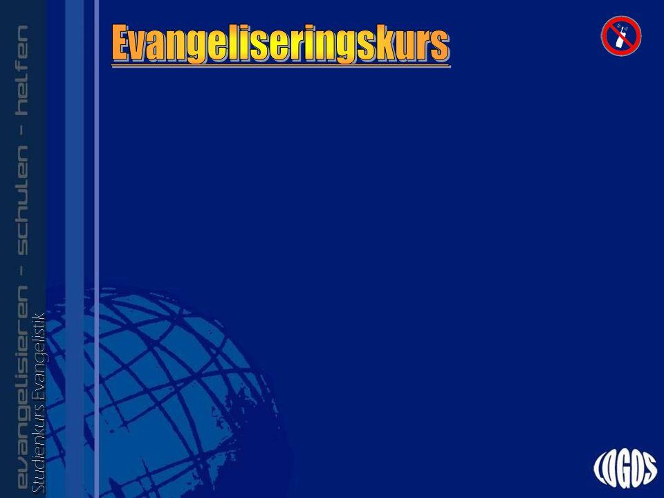 Studienkurs Evangelistik