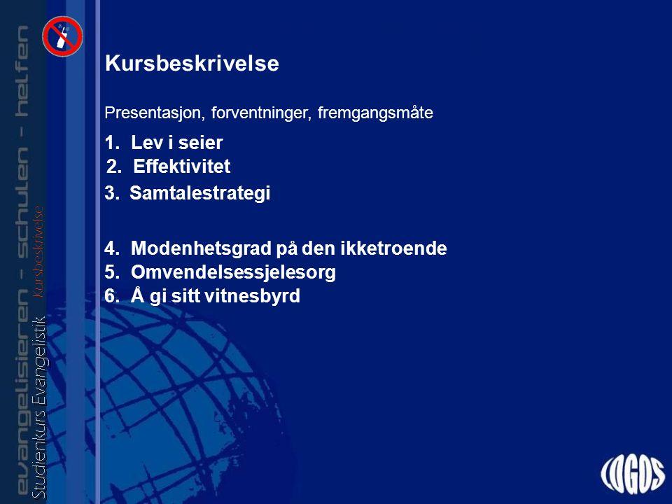 6.Å GI SITT VITNESBYRD 6.