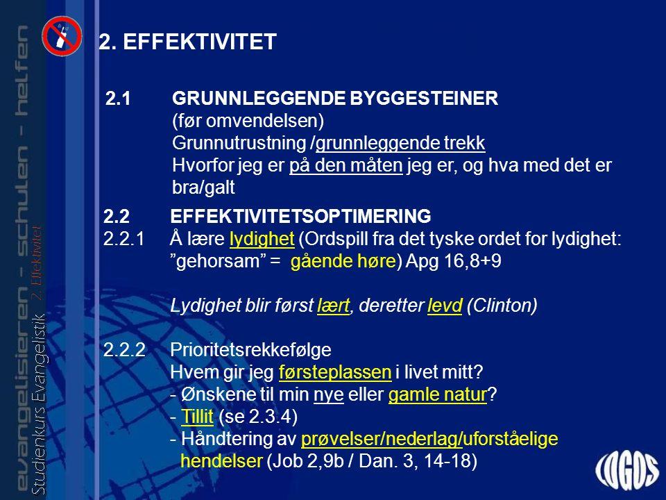 4.MODENHETSGRAD PÅ DEN IKKETROENDE 4.