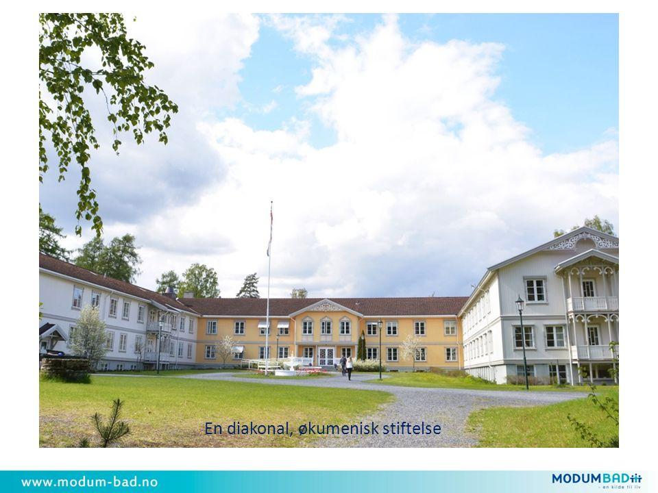 Modum Bad En diakonal, økumenisk stiftelse