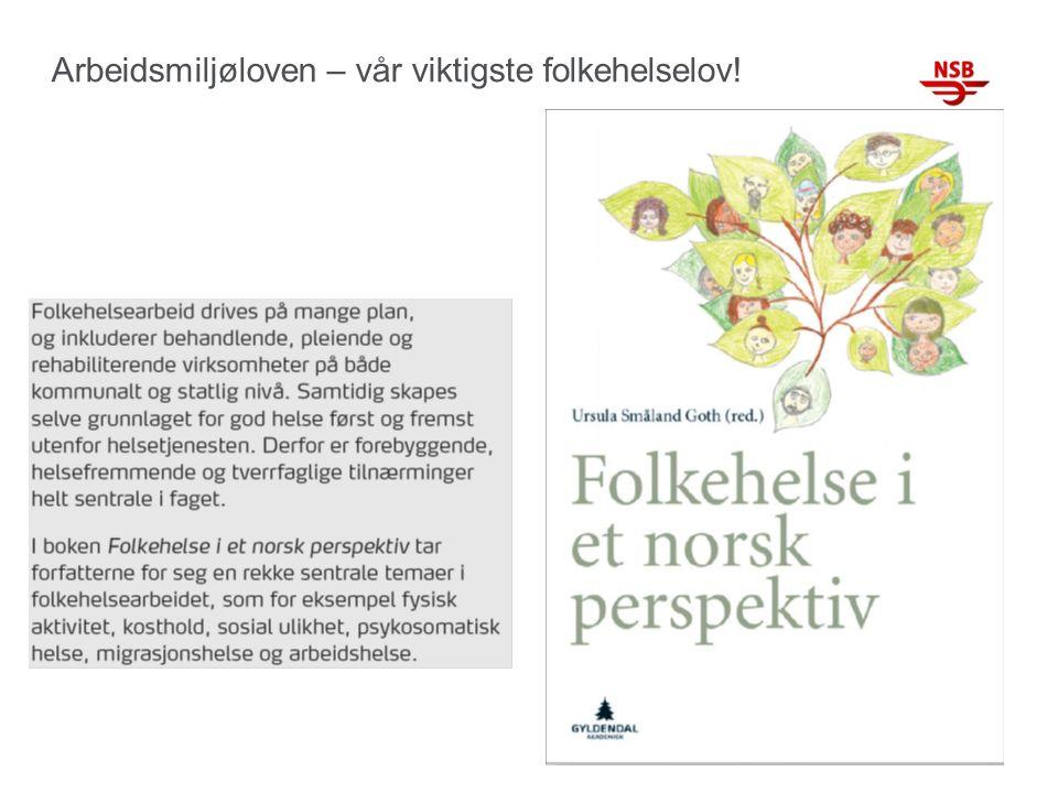 Endringer i arbeidsmiljøloven Mange brudd på arbeidsmiljøloven i sykehus-Norge I 2013 ble mer enn 450.000 brudd eller varsler om brudd på arbeidsmiljøloven registrert hos 15 av landets største helseforetak.