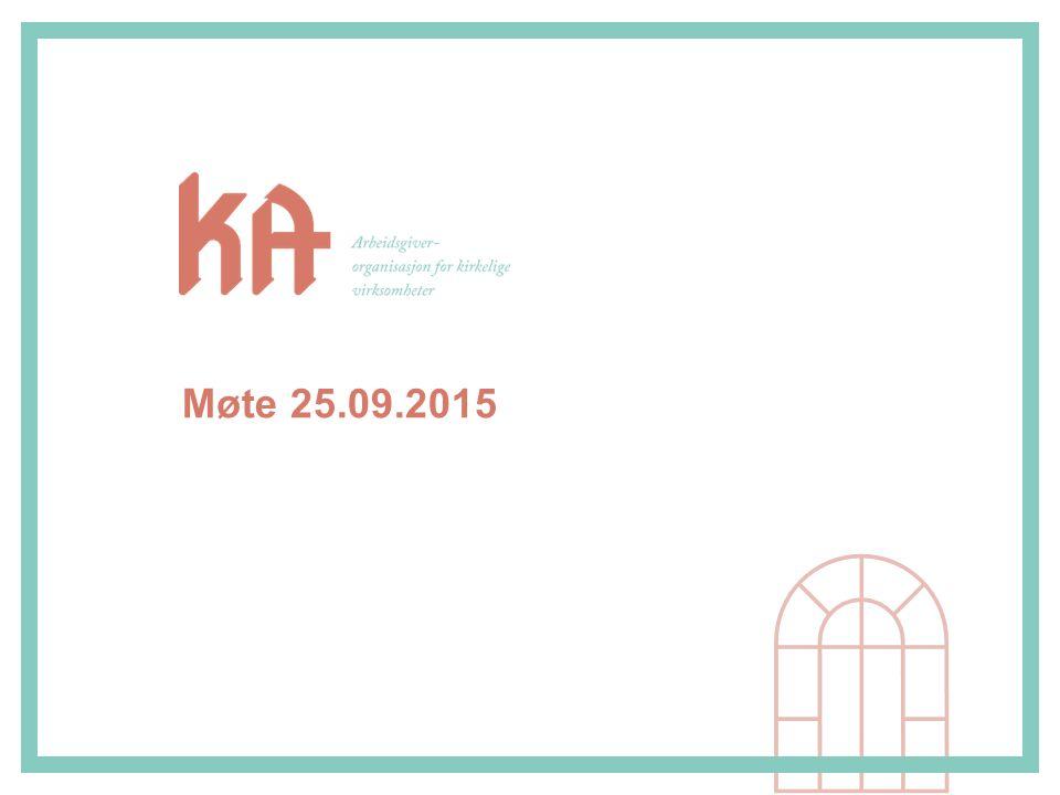 Møte 25.09.2015