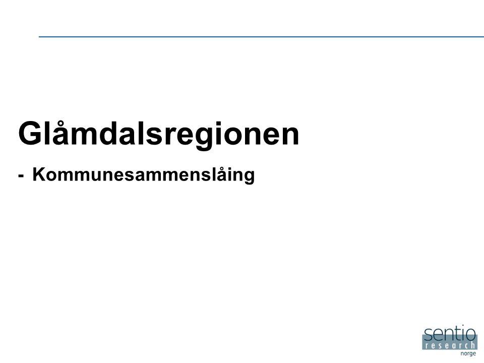Glåmdalsregionen - Kommunesammenslåing