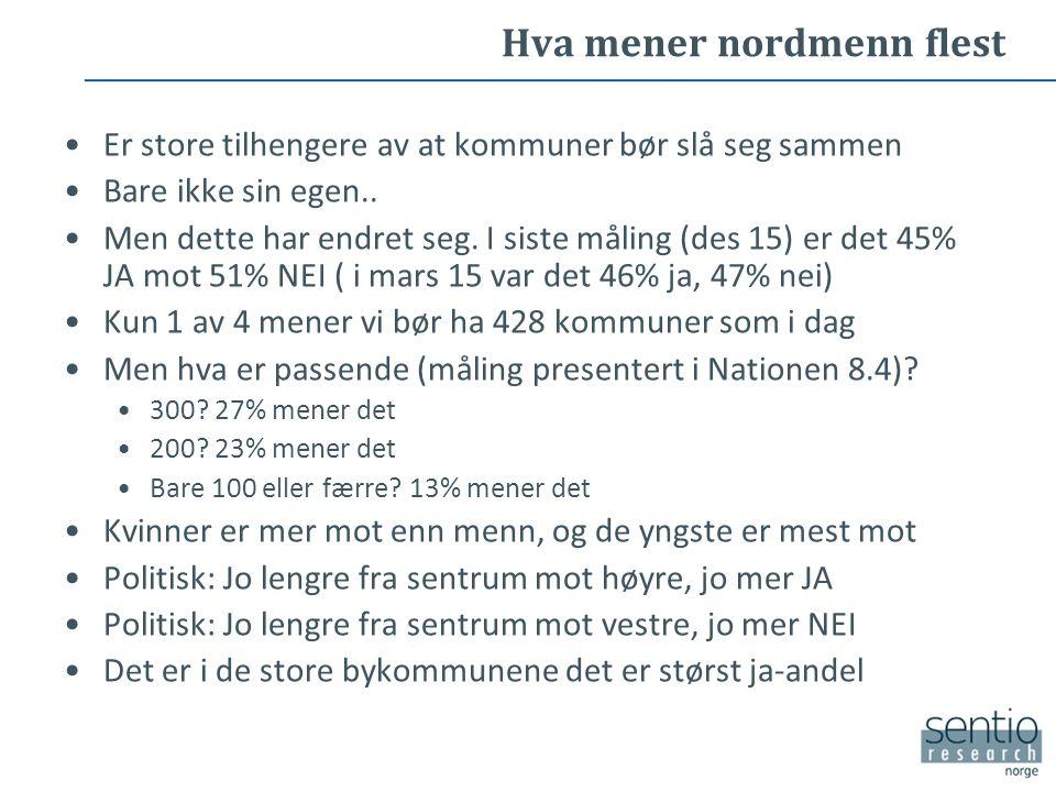 Fremtidig inntektssystem for kommunene Nytt inntektssystem ute på høring nå Skal gjelde fra 2017 «- Dagens inntektssystem belønner kommuner som velger å være små.