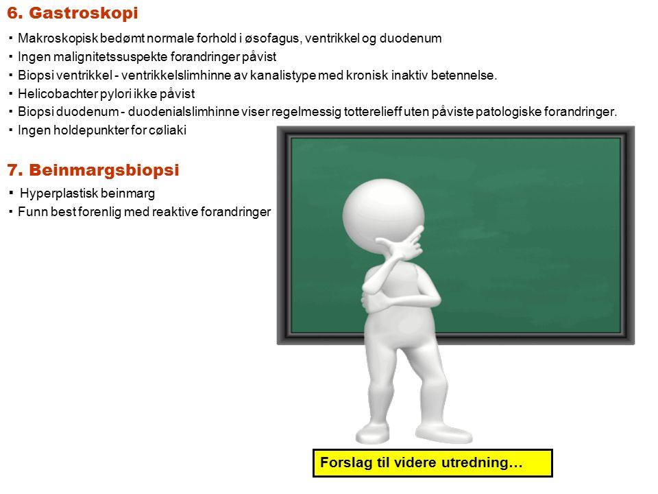 1.Oppstart med Betolvex etter retningslinjer 2.