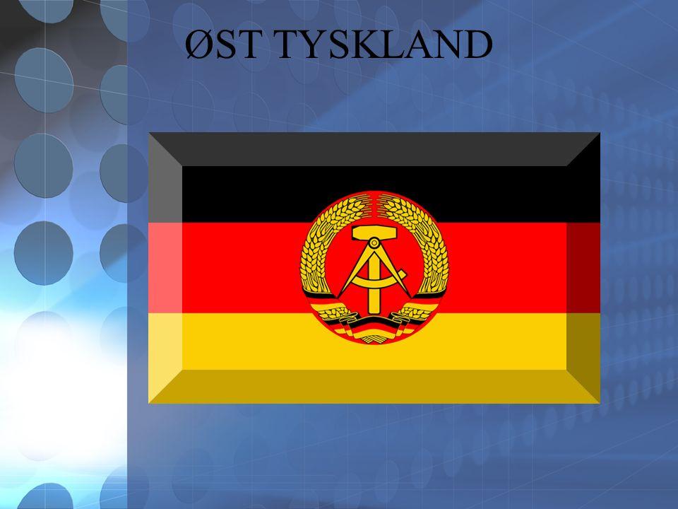ØST TYSKLAND