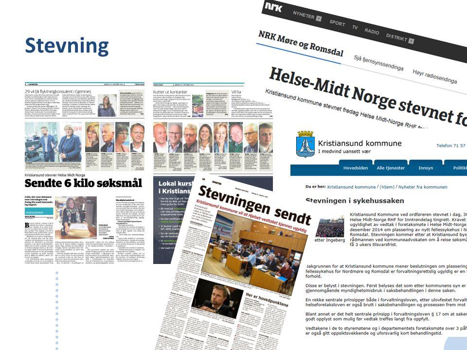 Helsesektorens viktigste ressurs Helse Midt-Norge: 21.237 ansatte (des.