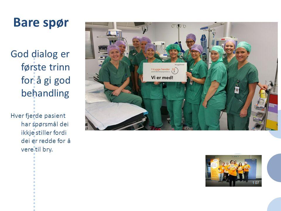 (Helse Midt-Norge er fortsatt…) Best – sier pasientene Inkl. private sykehus Topp score: 100