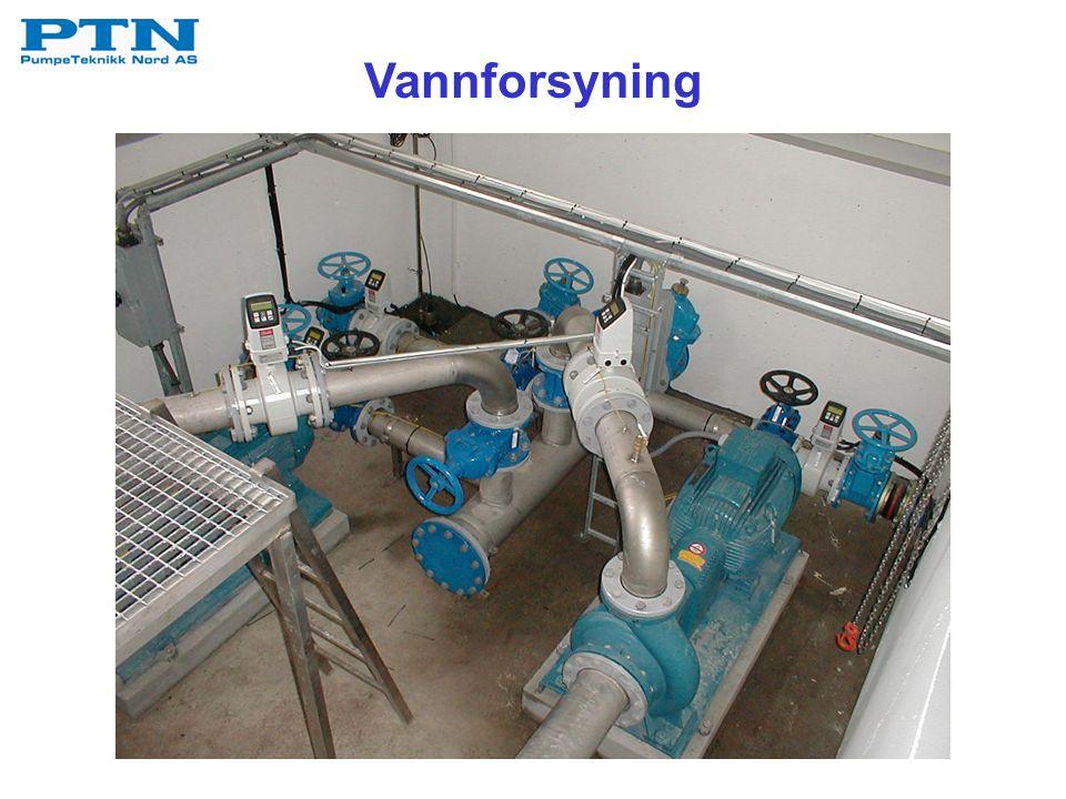 Vannforsyning