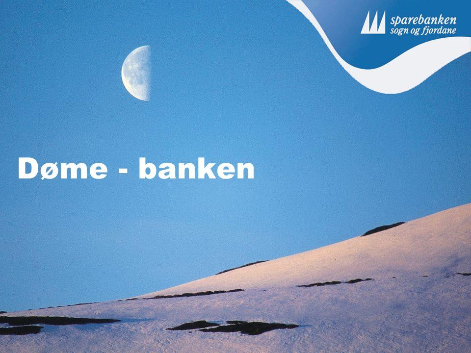 Døme - banken