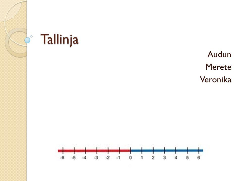 En kort beskrivelse; Målet er å få en større forståelse for tall og tallinja, å kunne plassere hele tal, negative og positive, i forhold til tallets verdi på ei utvida tallinje.