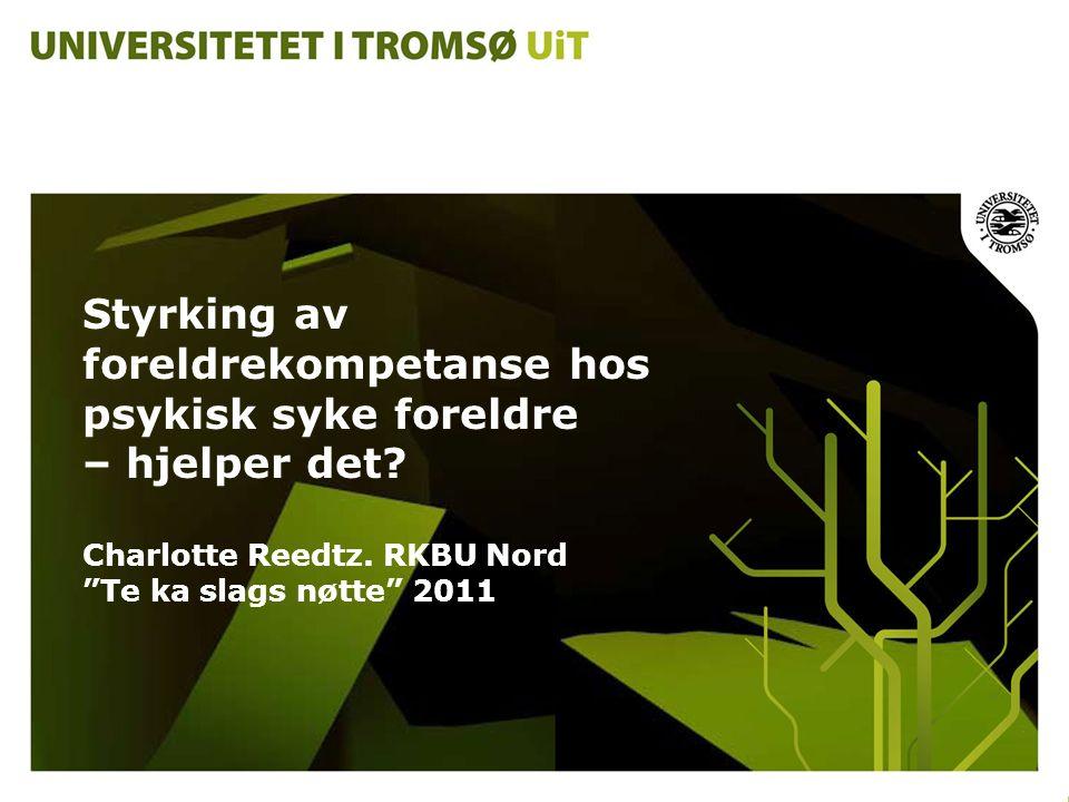 20.09.20162 Hva vil RKBU Nord.