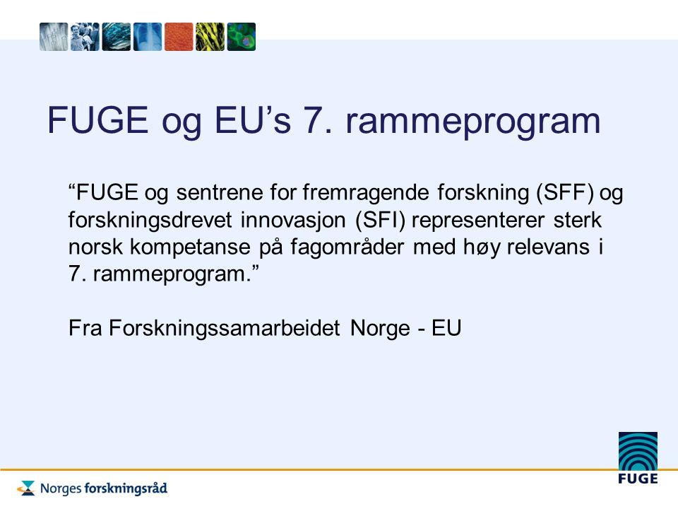 FUGE og EU's 7.