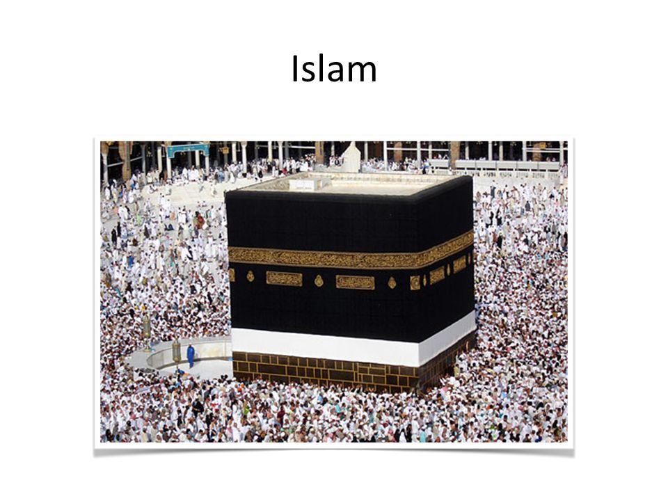 Kort info om Islam: Oppstod i Midtøsten på den arabiske halvøya på 600-tallet Kom til Europa allerede på 700-tallet Spredt over hele verden Nest største religionen i verden