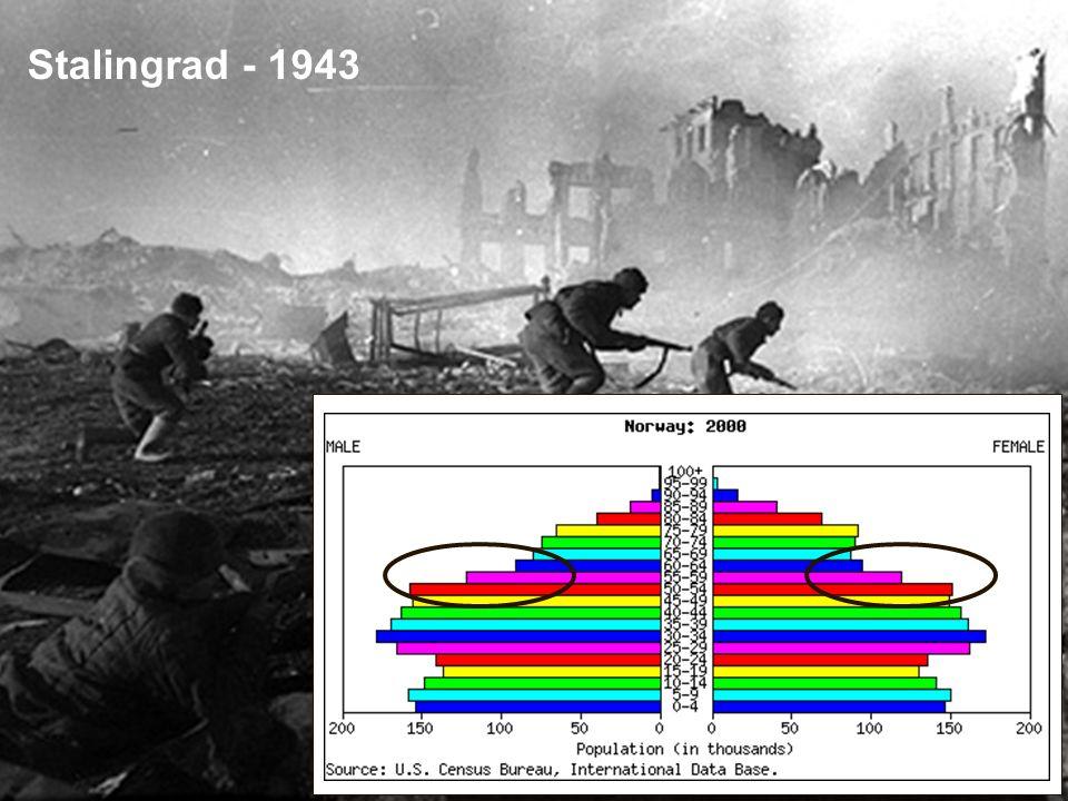 Beslutningssituasjonen Strategiske forhold Finansielle forhold Kritiske faktorer Konklusjon Stalingrad - 1943