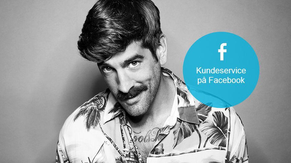 Kundeservice på Facebook
