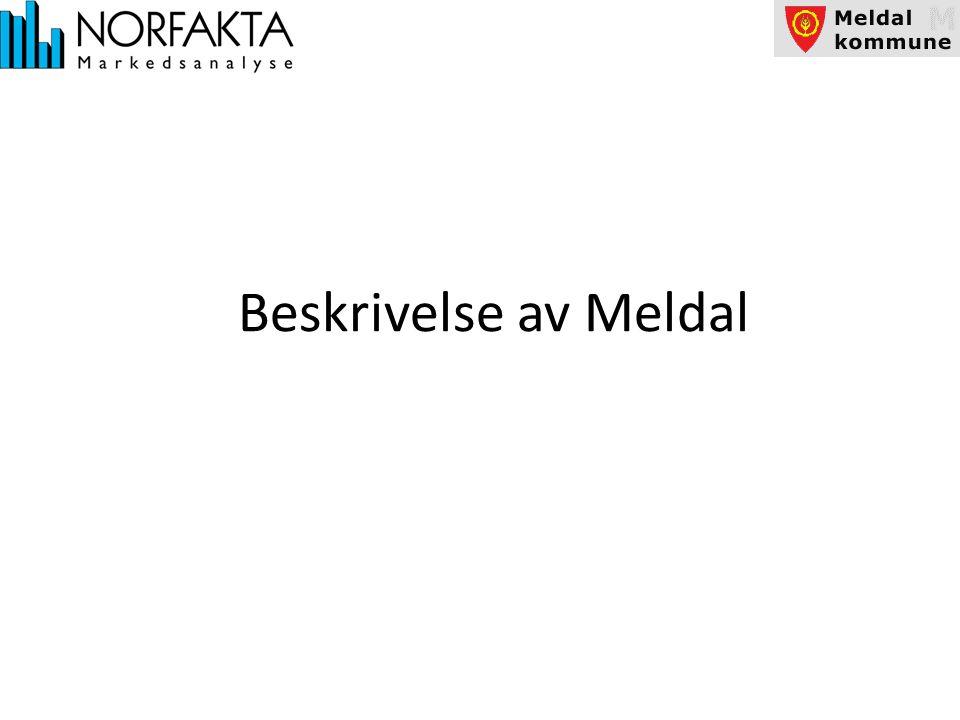 Beskrivelse av Meldal