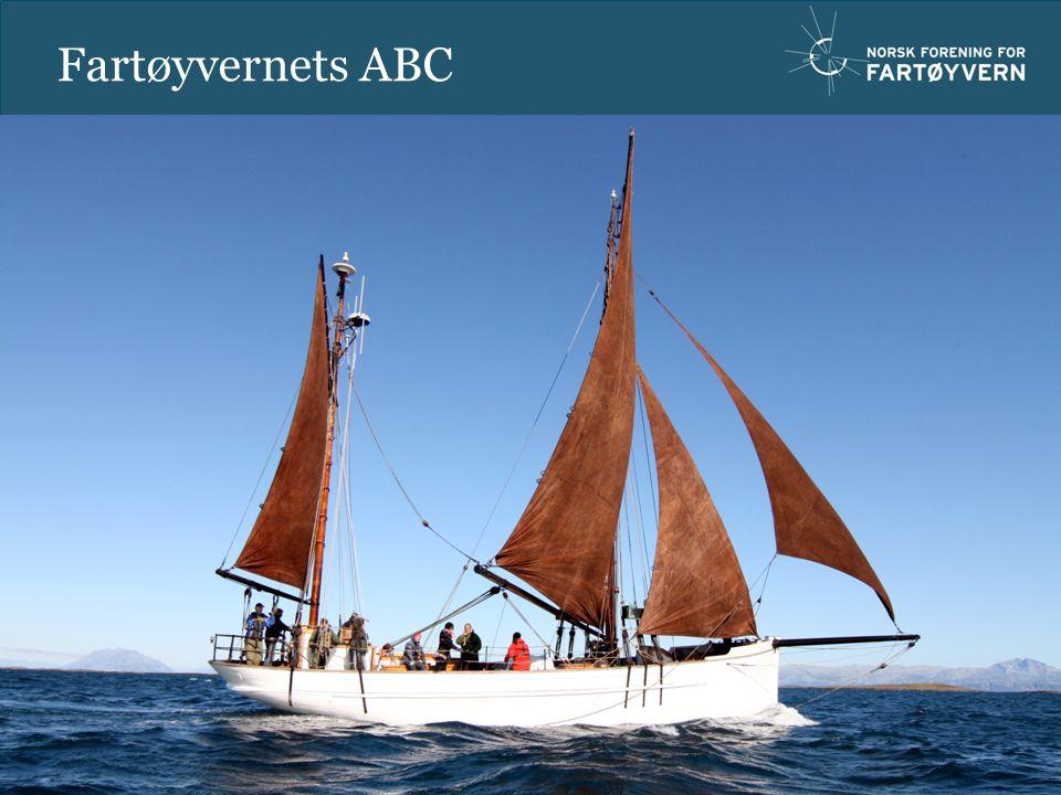 Oift Fartøyvernets ABC Bestillerkompetanse