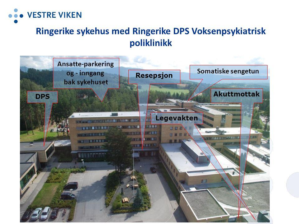 Hvordan arbeider lokalt DPS/BUP og sykehusavdeling med flyktninger.