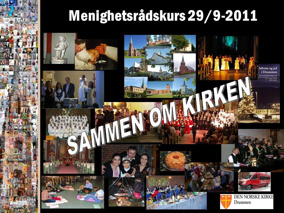 Menighetsrådskurs 29/9-2011