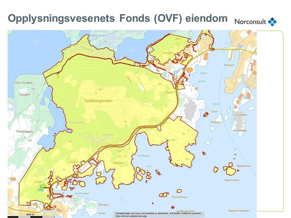 Opplysningsvesenets Fonds (OVF) eiendom