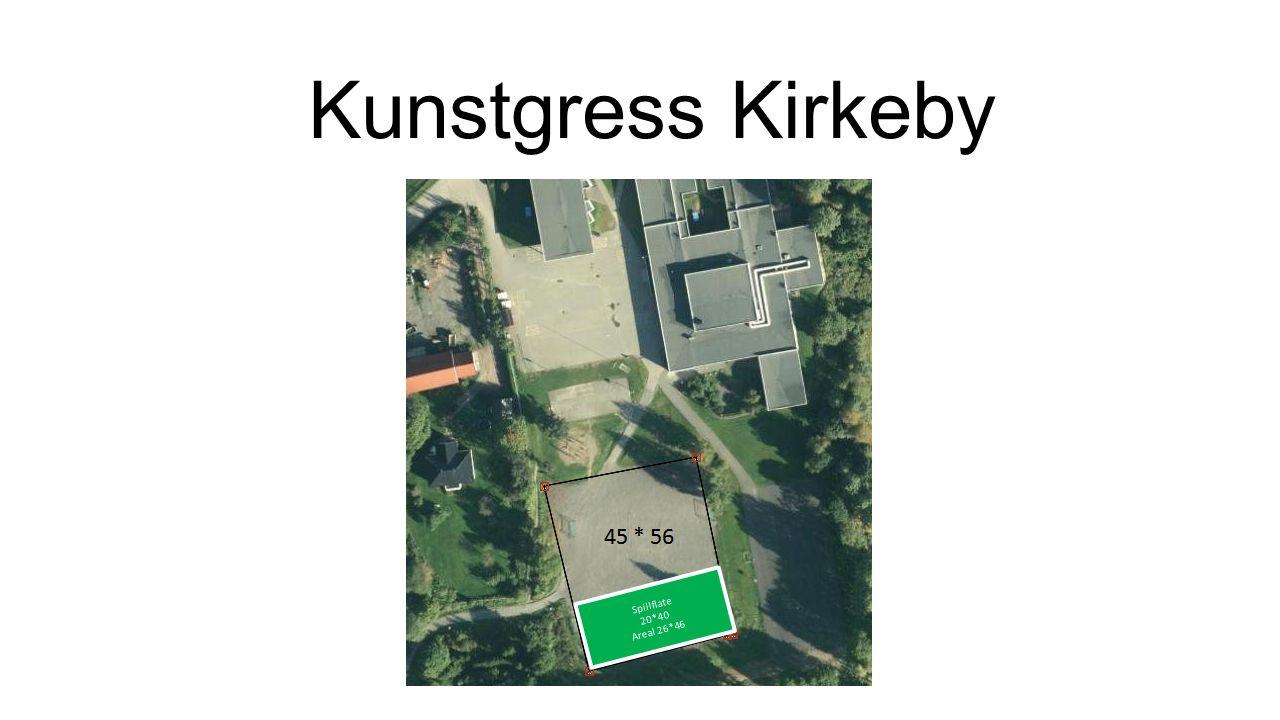 Kunstgress Kirkeby