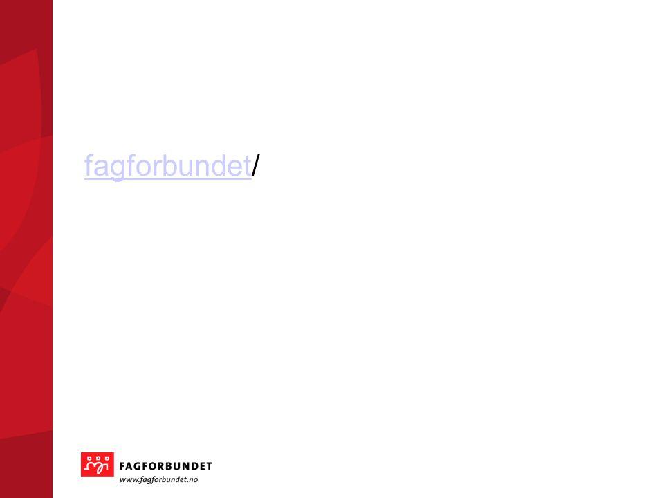 fagforbundetfagforbundet/
