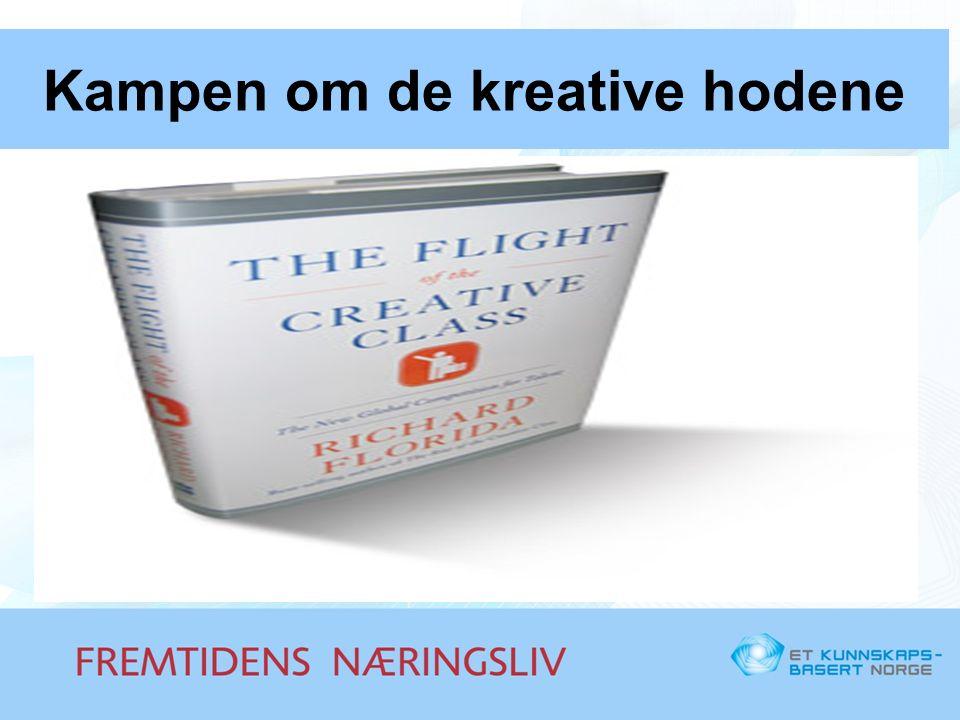 Kampen om de kreative hodene