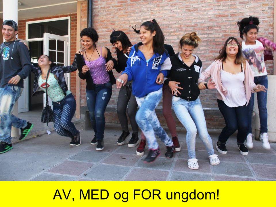AV, MED og FOR ungdom!