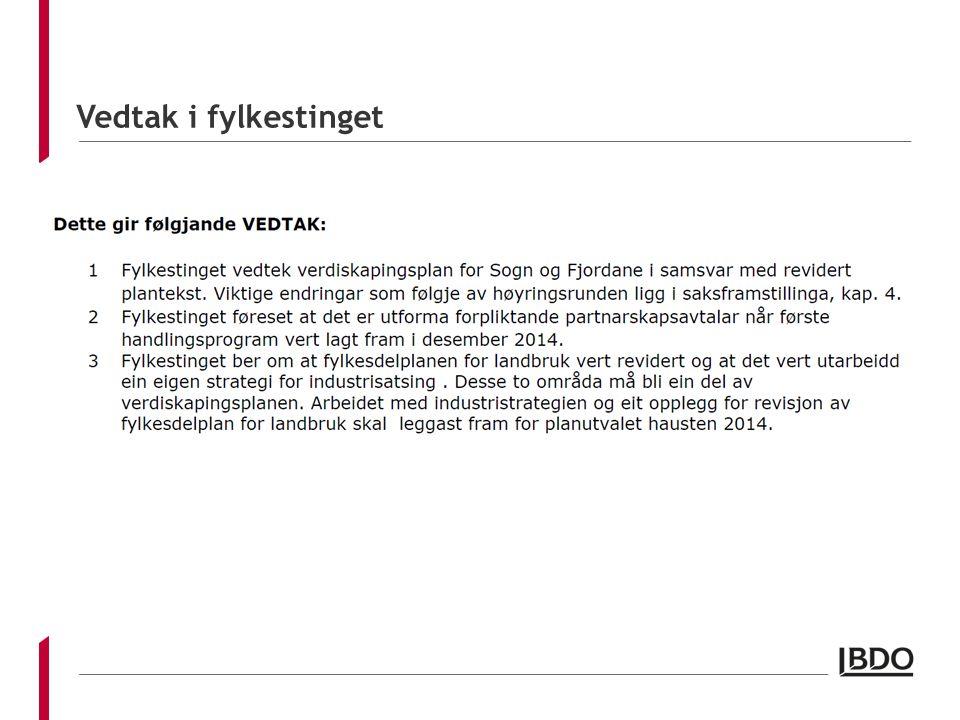 Industrisektor Sunnfjord Totalt ca 1.550 sysselsette etter arbeidsstad (SSB)