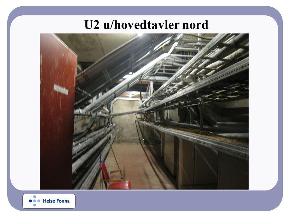 U2 u/hovedtavler nord