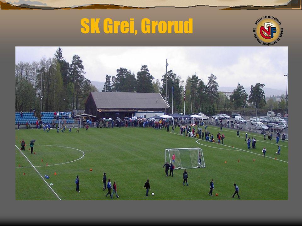 SK Grei, Grorud