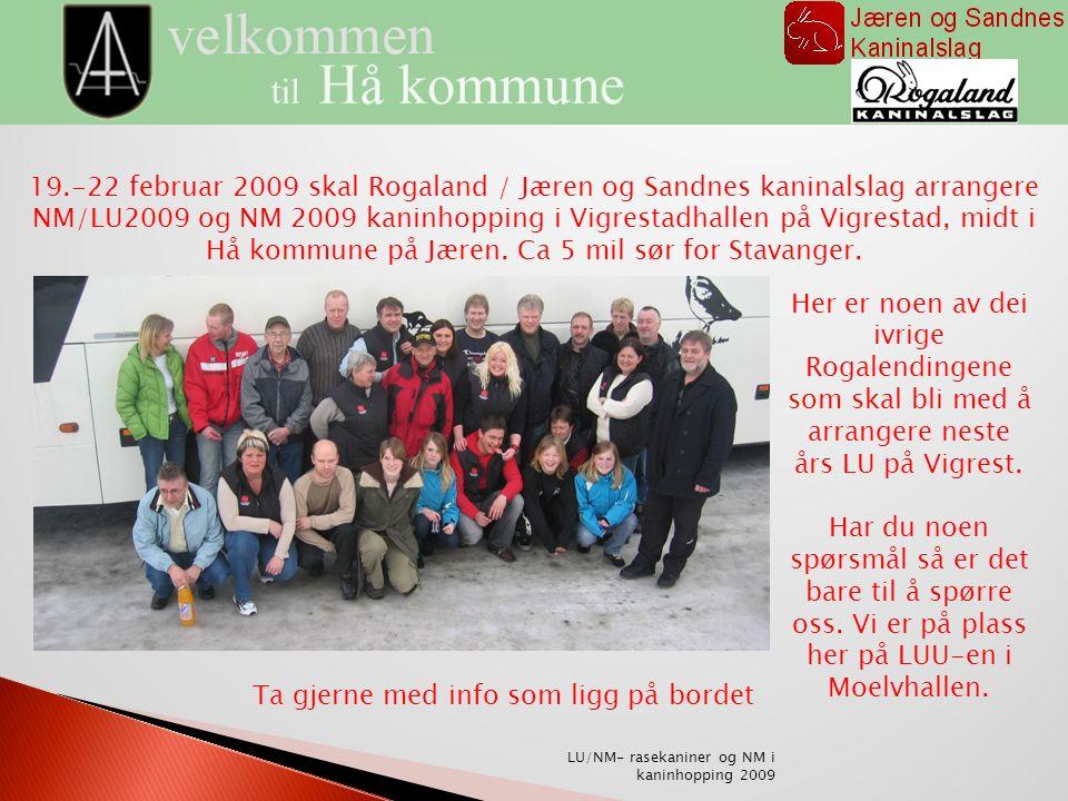 Haarr utenfor Vigrestad Foto: S.Ødegård Litt info om Hå kommune: Hå kommune er den søre kommunen i Jær-regionen, i overgangen til Dalane.