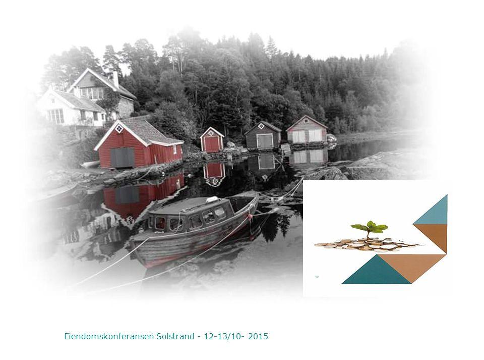 Innføring av selvkost på oppmåling Oppe politisk starten av 2011 Vedtatt våren 2011 Ble innført fra 01.01.2012 Eiendomskonferansen Solstrand - 12-13/10- 2015