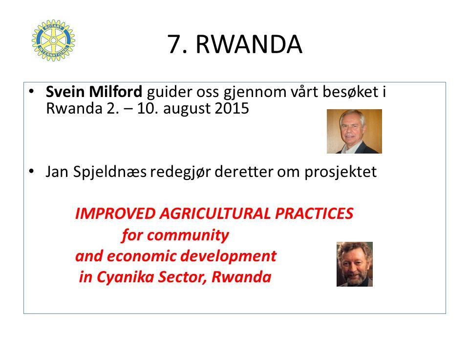 7.RWANDA Svein Milford guider oss gjennom vårt besøket i Rwanda 2.