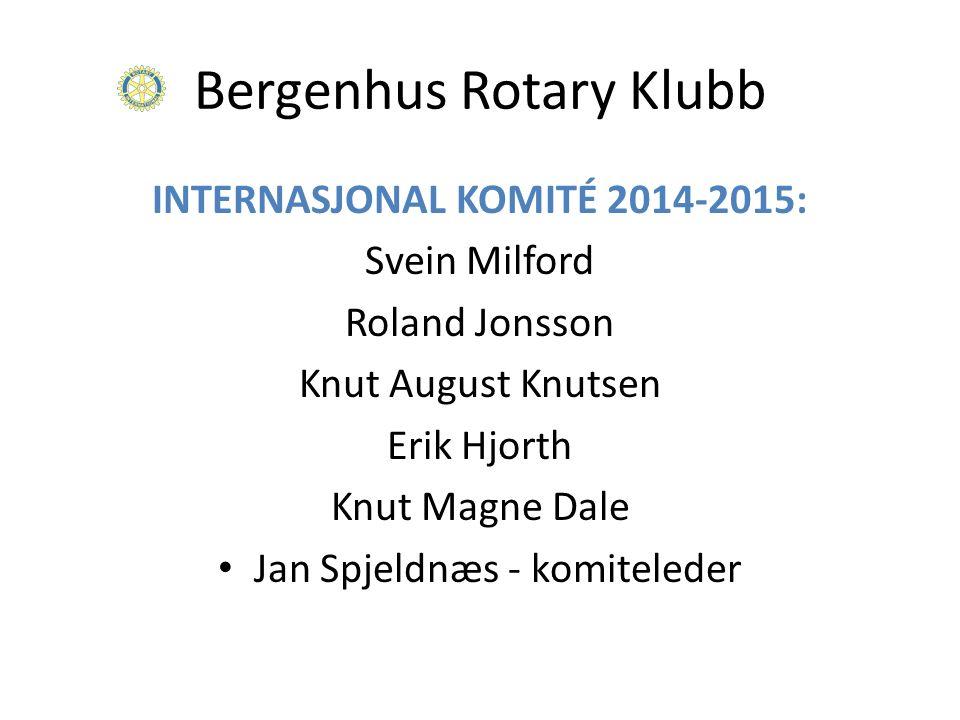 Internasjonal komité 2015-2016
