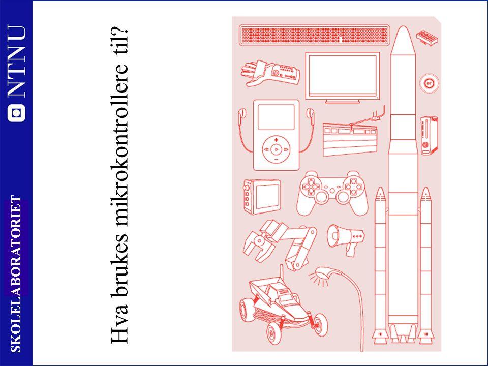 11 6 SKOLELABORATORIET Øving 12 Motorstyring www.skolelab.ntnu.no/