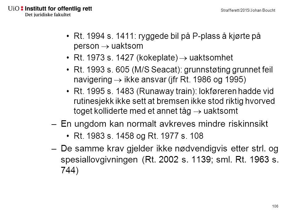 Strafferett/2015/Johan Boucht Rt. 1994 s.