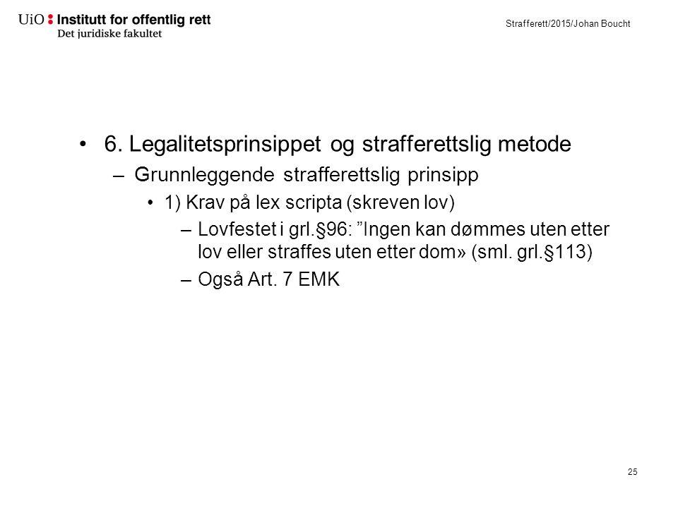 Strafferett/2015/Johan Boucht 6.