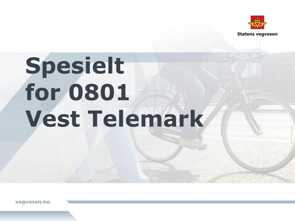 Spesielt for 0801 Vest Telemark