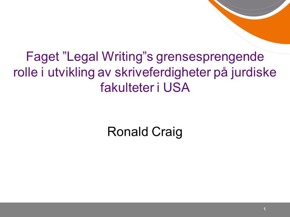 En side av min lærers 8-sider kommentar til min 15-siders legal memorandum (1974) 22
