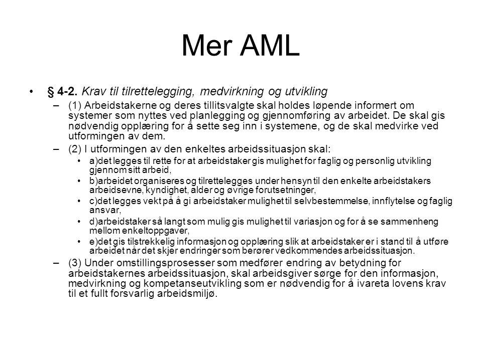 Mer AML § 4-2.