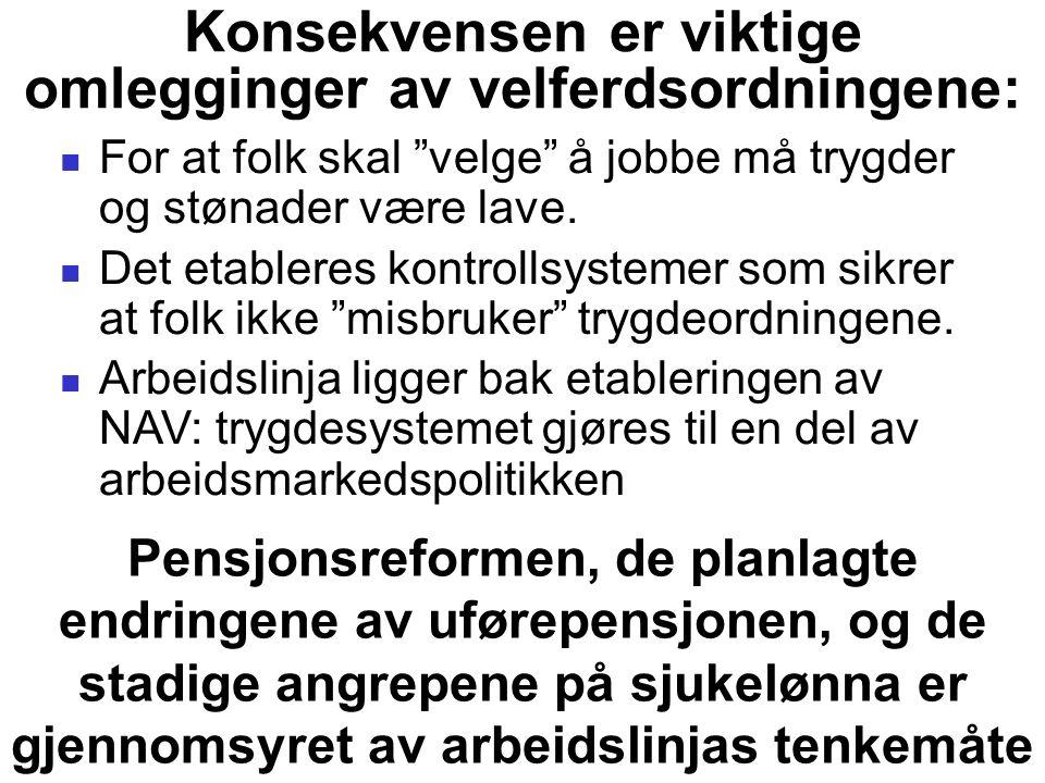 Gjengitt med tillatelse fra Vidar Eriksen, Fagbladet