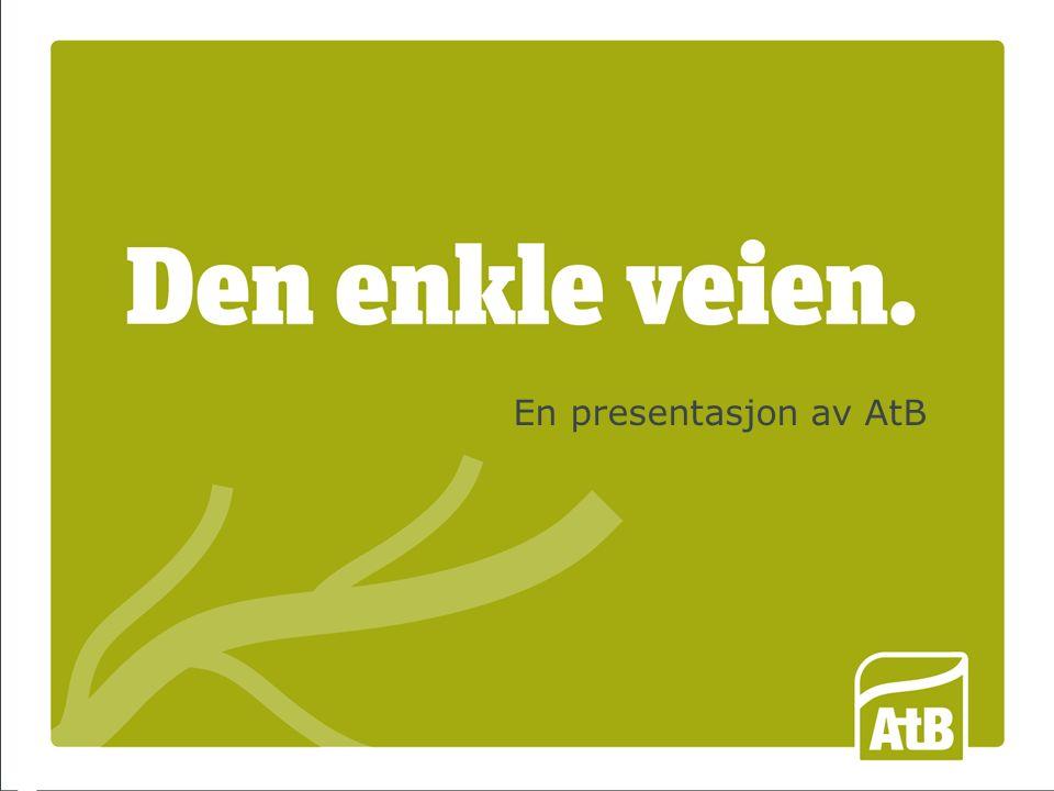 En presentasjon av AtB