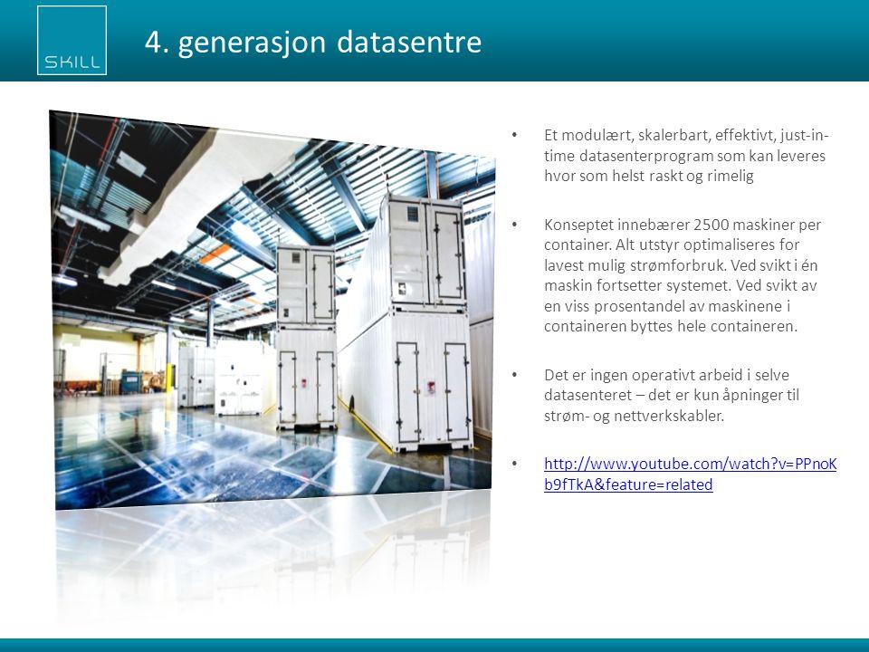 Cloud Computing på norsk