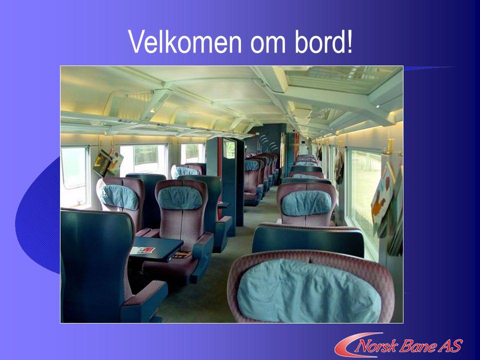 Avganger med høyfartstog pr.time Drammensb.: 10 avganger pr.
