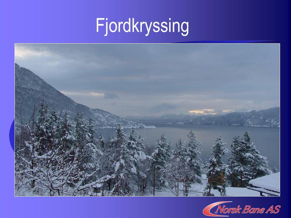 Fjordkryssing